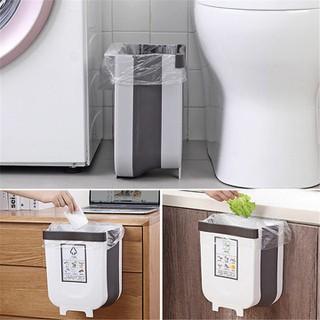 Hộp đựng rác thông minh gấp gọn tủ treo kẹp rác- hộp đựng rác - tủ treo kẹp rác- hộp đựng rác thumbnail