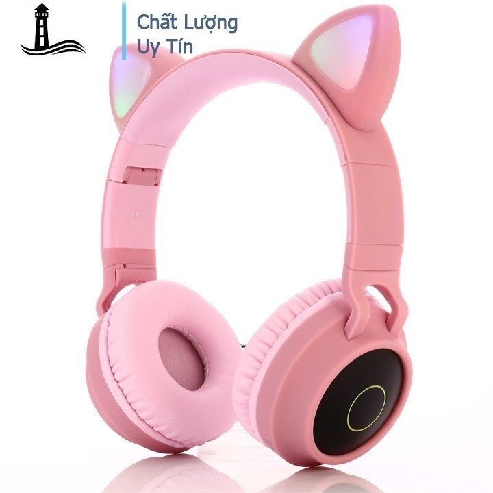 Tai Nghe Mèo Bluetooth CATEAR HEADPHONES