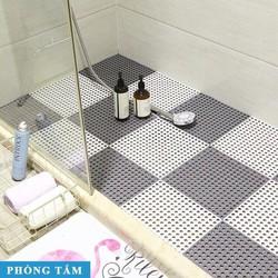 Thảm nhà tắm- chống trơn trượt