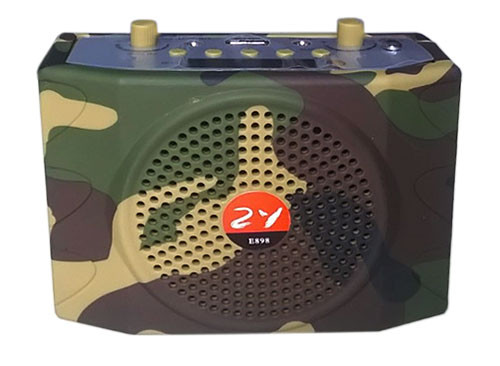Máy trợ giảng-nghe nhạc- nghe radio ZY E-898