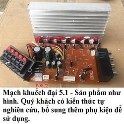 Mạch khuếch đại âm thanh 5.1 hoặc sub điện wireless