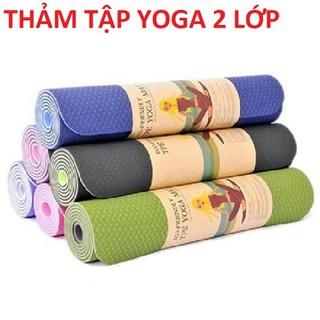 Thảm Tập Yoga - Thảm Tập Yoga - THẢM TẬP YOGA - THẢM TẬP YOGA thumbnail