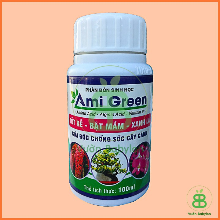 AMI GREEN giải độc cây trồng