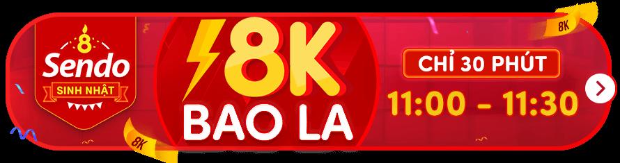 Flashsale 8K - 2605 - 11h