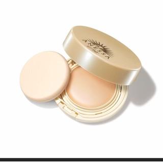 Kem Nền Trang Điểm Chô ng Nă ng Dươ ng Da Dạng Nén Anessa Perfect UV Skincare Base Makeup SPF50+ PA+++ 10g - 872 2
