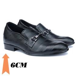 Giày tăng chiều cao nam S1028, cao 6cm