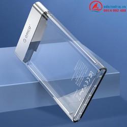 Orico box HDD 2.5 Inch - Hộp đựng Ổ cứng trong suốt - Hàng chính hãng, giá rẻ