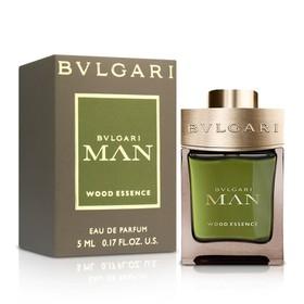 Nước hoa mini nam BVLGARI Man Wood Essence - Eau de Parfum 5ml - 783320461040