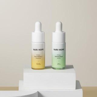 Tinh chất dưỡng trắng da ngày và đêm Varihope 8 Days Vitamin C Serum 15gr - Tinh chất dưỡng trắng thumbnail