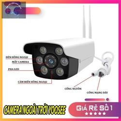 CAMERA NGOÀI TRỜI - Camera Yoosee Ngoài Trời 6 Đèn - Chống Chọi Thời Tiết - PHỤ KIỆN CÔNG NGHỆ HÀ NỘI-30001