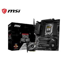 Bo mạch chủ MSI TRX40 PRO WIFI Hàng Chính Hãng