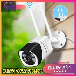 CAMERA NGOÀI TRỜI - Camera Yoosee Ngoài Trời 4 Đèn - Chống Chọi Thời Tiết - PHỤ KIỆN CÔNG NGHỆ HÀ NỘI - 30002