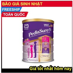 FREESHIP-Sữa Pedia Sure 1600g Date mới nhất