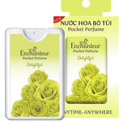 Nước hoa bỏ túi Enchanteur 18ml mẫu mới 250 lần sử dụng
