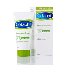 Kem dưỡng ẩm Cetaphil Moisturizing Cream 50g - Kem dưỡng ẩm Cetaphil Moisturizing Cream