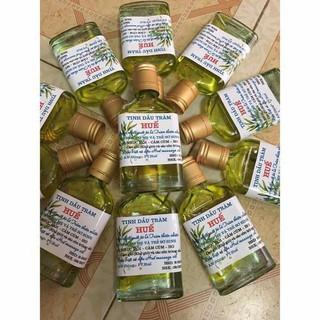 Tinh dầu tràm Huế nguyên chất cho bé chai 100ml - Tinh dầu tràm Huế nguyên chất cho bé chai 100 thumbnail
