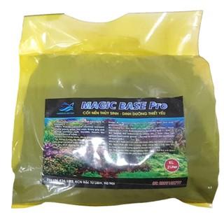 Cốt nền trộn Magic Base Pro 4 LÍT giàu dinh dưỡng, tốt cho cây trồng, chuyên dụng cho hồ thủy sinh, đất nền thủy sinh [ĐƯỢC KIỂM HÀNG] 29985545 - 29985545 thumbnail