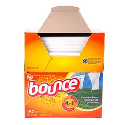 [ Tách lẻ ] Giấy thơm quần áo Bounce Mỹ