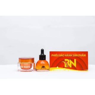 Bộ kem face và serum trị nám mụn tàn nhan - 014 2