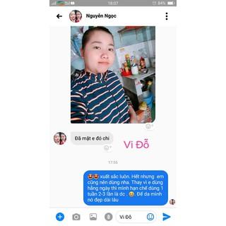 Bộ kem face và serum trị nám mụn tàn nhan - 014 8