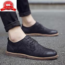 Giày Nam Da_Phong cách ý