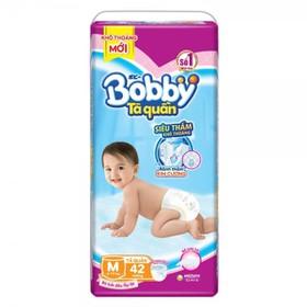 Tã quần Bobby M42, L38, XL34, XXL30, XXXL24 - Quần bobby M42, L38, XL34, XXL30, XXXL24