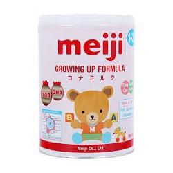 Sữa Meiji nhập khẩu từ 1 đến 3 tuổi lon 800g