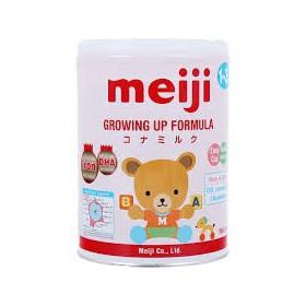 Sữa Meiji nhập khẩu từ 1 đến 3 tuổi lon 800g - meiji hộp 800g từ 1 đến 3 tuổi