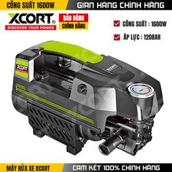 MÁY RỬA XE 1600W XCORT 120BAR