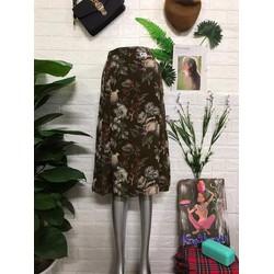 Chân váy nữ Vintage hàng nhập