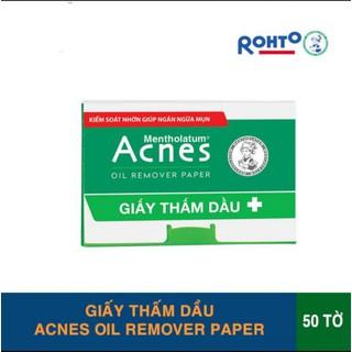Giấy thấm dầu Acnes 50 tờ - 1808 thumbnail