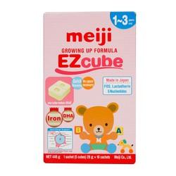 Sữa Meiji nhập khẩu dạng thanh từ 1 đến 3 tuổi