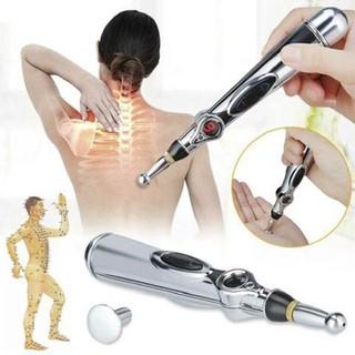 Bút châm cứu massage trị liệu xung điện - HNMSF thumbnail