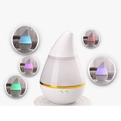 MÁY XÔNG TINH DẦU - Máy tạo độ ẩm mini hình giọt nước