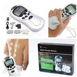 [TẶNG 15K PHÍ VẬN CHUYỂN] Máy MASSAGE trị liệu SYK giảm đau nhức tăng cường sức khỏe BH 1 DOI 1