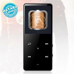 Máy nghe nhạc mp3 bluetooth JS-04 cao cấp nút bấm cảm ứng bộ nhớ trong 8GB tặng tai nghe và dây sạc