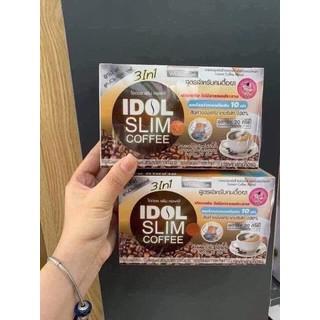 2 HỘP CAFE GIẢM CÂN IDOL - idol slim 3in1 - 414 thumbnail