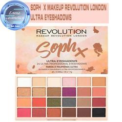Bảng Phấn Mắt Soph X Makeup Revolution Chính Hãng 100