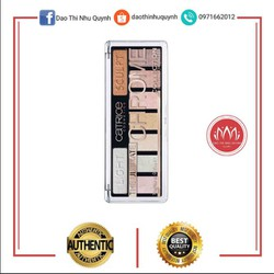 Phấn mắt CARTRICE Catrice The Ultimate Chrome Collection Eyeshadow Palette