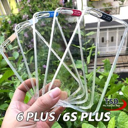 Ốp Lưng iPhone 6 Plus, 6S Plus Viền Nhôm Bảo Vệ Camera Siêu Đẹp