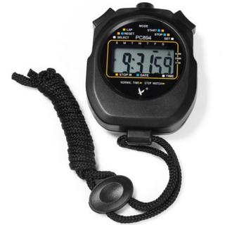Đồng hồ bấm giây PC894 - Đen - QS - pc8941 thumbnail