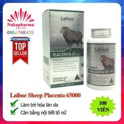 Nhau Thai Cừu Lalisse Sheep Placenta 65000