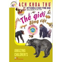 Sách Bách Khoa Thư Kỳ Diệu Cho Trẻ Em – Thế Giới Động Vật