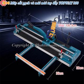 Máy cắt gạch tay đẩy- mài mòi TOPVEL 800mm 2 chức năng-Tặng kèm lưỡi cắt cho cả 2 chức năng-Bảo hành 6 tháng-Chính hãng - TOPVEL-Maimoi2 thumbnail