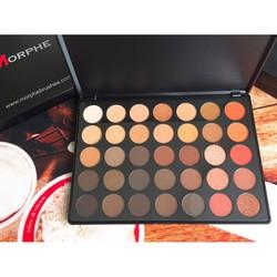 Bảng Mắt Morphe 35 Eyeshadow Palette