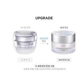 Kem Ốc Sên Dưỡng Trắng Da Goodal Premium Snail Tone Up 30ml - kemdoc-1