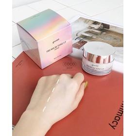 Kem Ốc Sên Dưỡng Trắng Da Goodal Premium Snail Tone Up 30ml - kemdoc-4