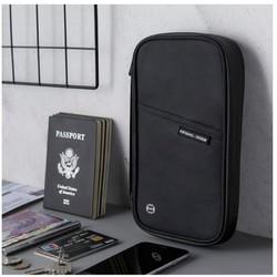 Ví đựng passport du lịch P-Travel Design - D375