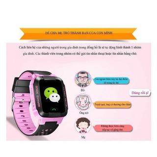 ĐỒNG HỒ THÔNG MINH ĐỊNH VỊ GPS - ĐHTM657237 thumbnail