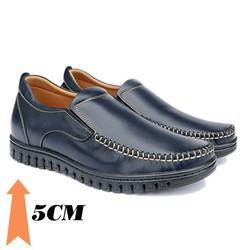 Giày tăng chiều cao nam T65, cao 5cm